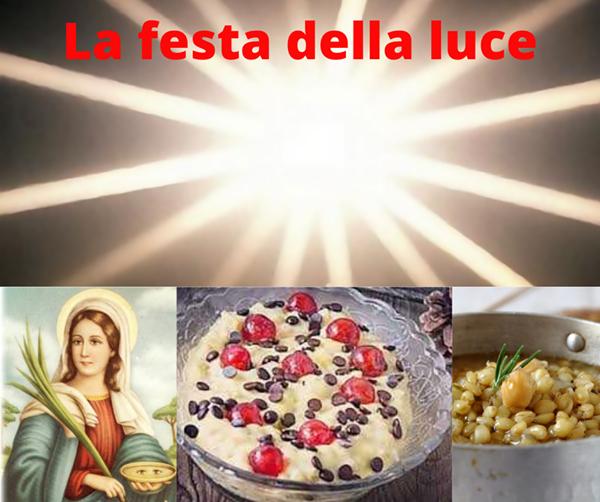 La festa della luce